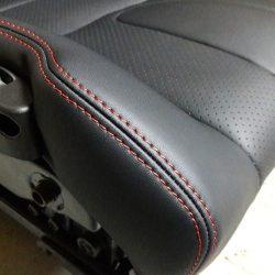 Перетяжка сидений Nissan 350Z
