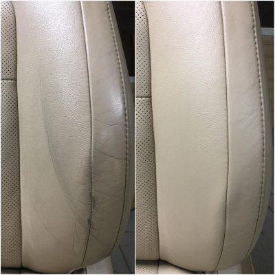 реставрация кожи сидений