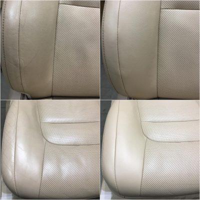 Ремонт кожи сидений